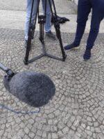 Interview Videokonferenz Zoom Datenschutz Hannover