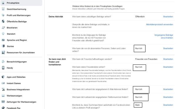 Facebook Account Gehackt Melden