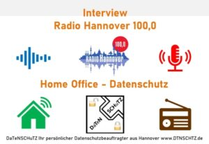 2021.01.20 Interview Radio Hannover