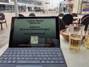 Luca APP QR Code testen Gastro Westerland Sylt Datenschutzhinweise