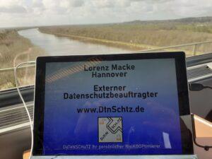 Nord Ostsee Kanal Schlesweig Holstein Datenschutz Blog