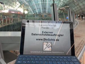 Datenschutzbeauftragter Frankfurt Flughafen Lorenz Macke Hannover Datenschutz extern